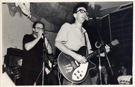 Eddy Teddy e Nuno Mindelis