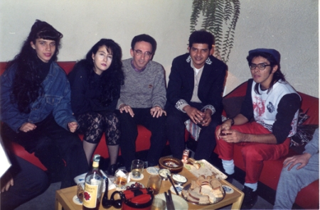Grega, Eddy, Ivan e Ivanio