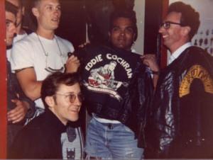 Guana Batz, Eddy e Serginho