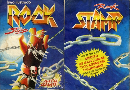 Rock Stamp