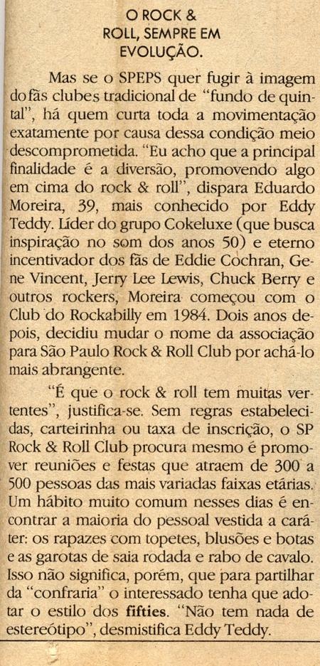São Paulo Rock & Roll Clube