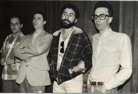 Piga, Bitão, Zastrás e Eddy