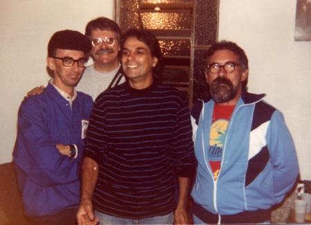 Eddy, Vicente, Ló e Reinaldo