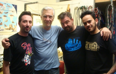 Luiz Teddy, Sossego, Cleiner e Vebis